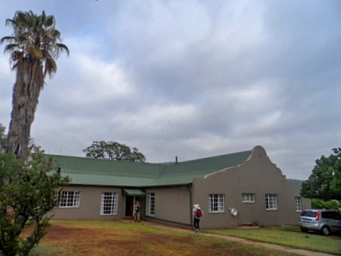 Bushbuck hills accomodation